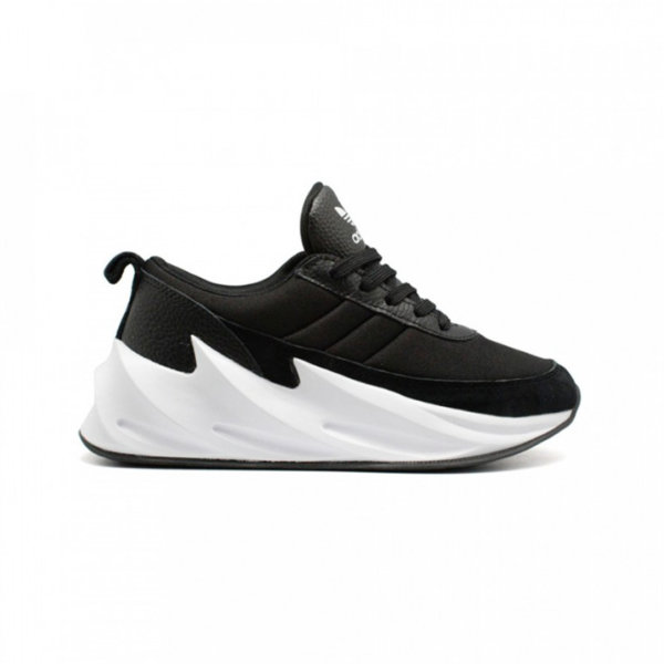Adidas Sharks Concept </br> Black White 1