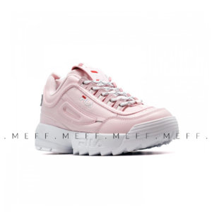 Fila	Disruptor 2 </br> Light Pink 4
