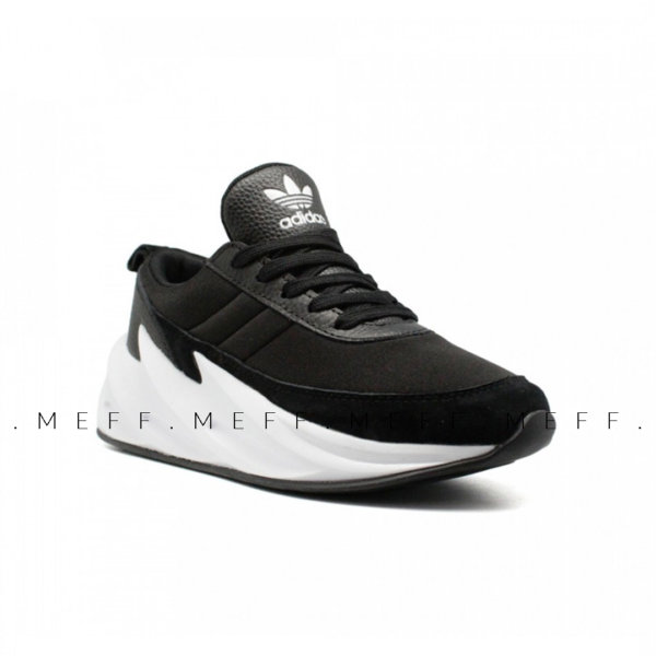 Adidas Sharks Concept </br> Black White 2