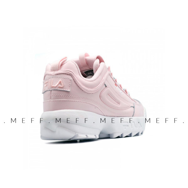 Fila	Disruptor 2 </br> Light Pink 3