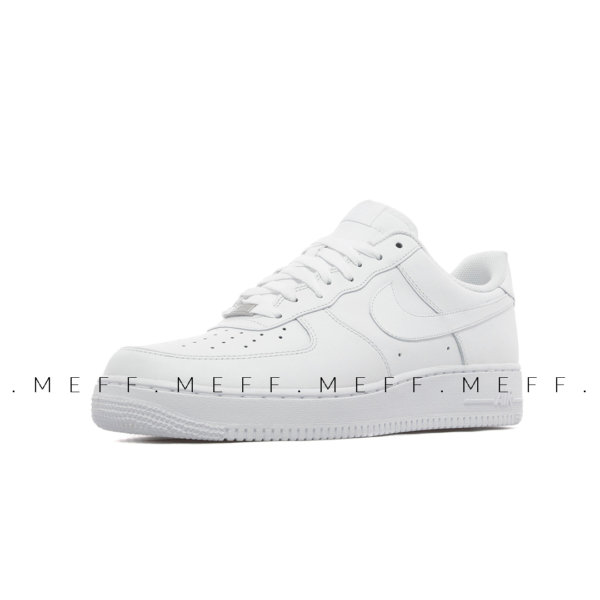 Nike Air Force 1 '07 </br> White 2