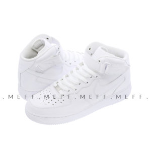 Nike Air Force 1 Mid '07 </br> White 5