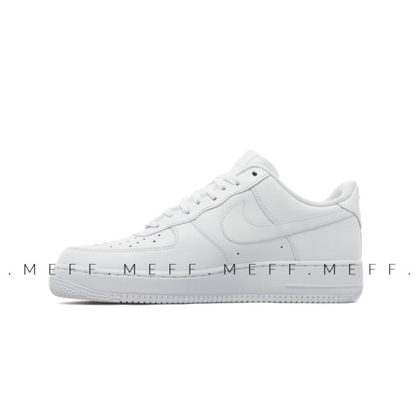 Nike Air Force 1 '07 </br> White 3