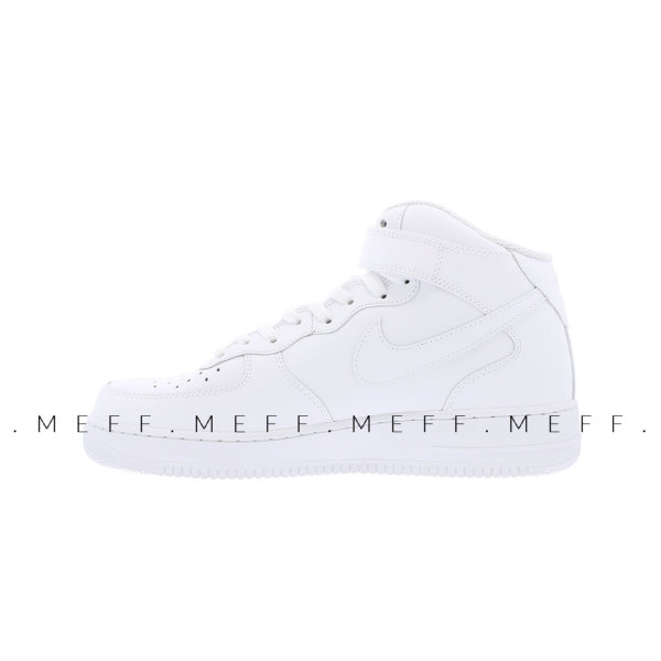 Nike Air Force 1 Mid '07 </br> White 2