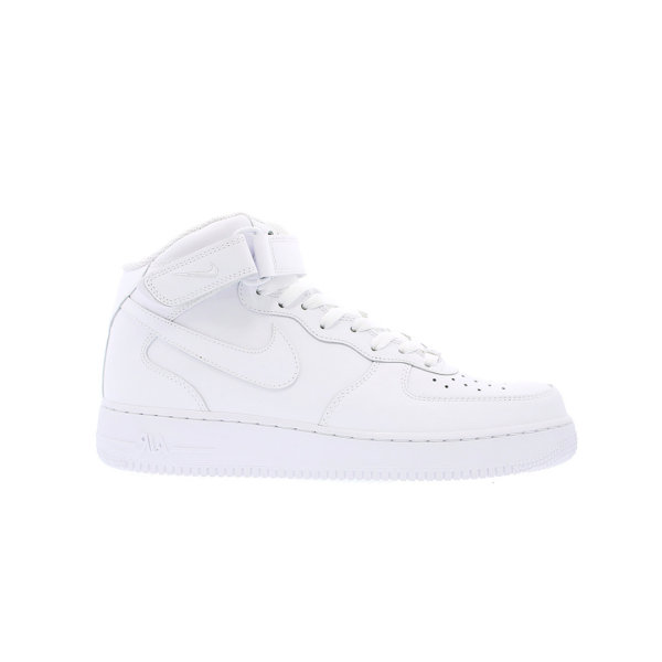 Nike Air Force 1 Mid '07 </br> White 1